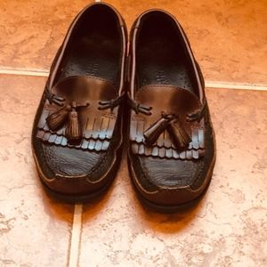 Men's Sperry 2 Toned Loafers Size 9 1/2 Wide